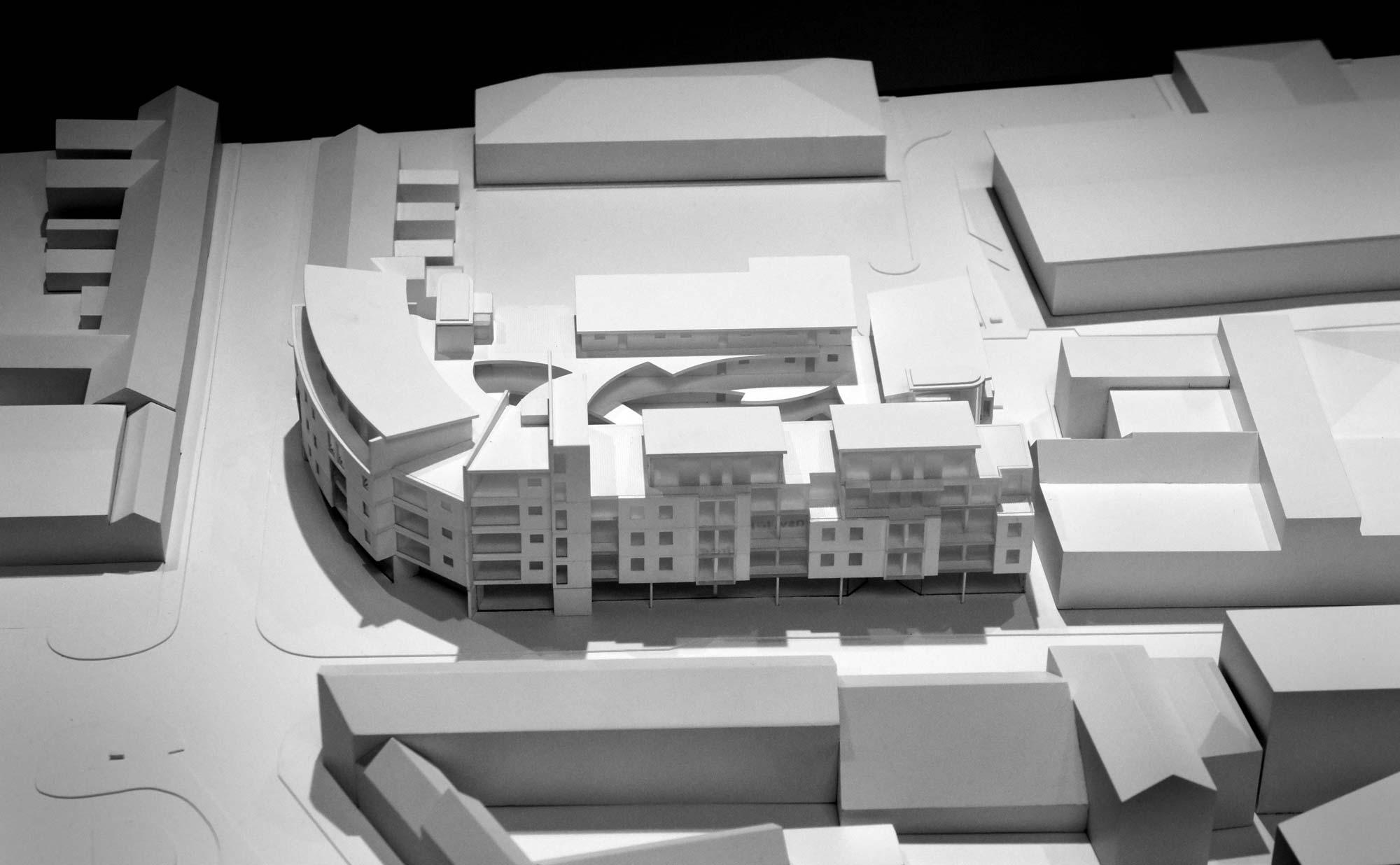 residential development model 4