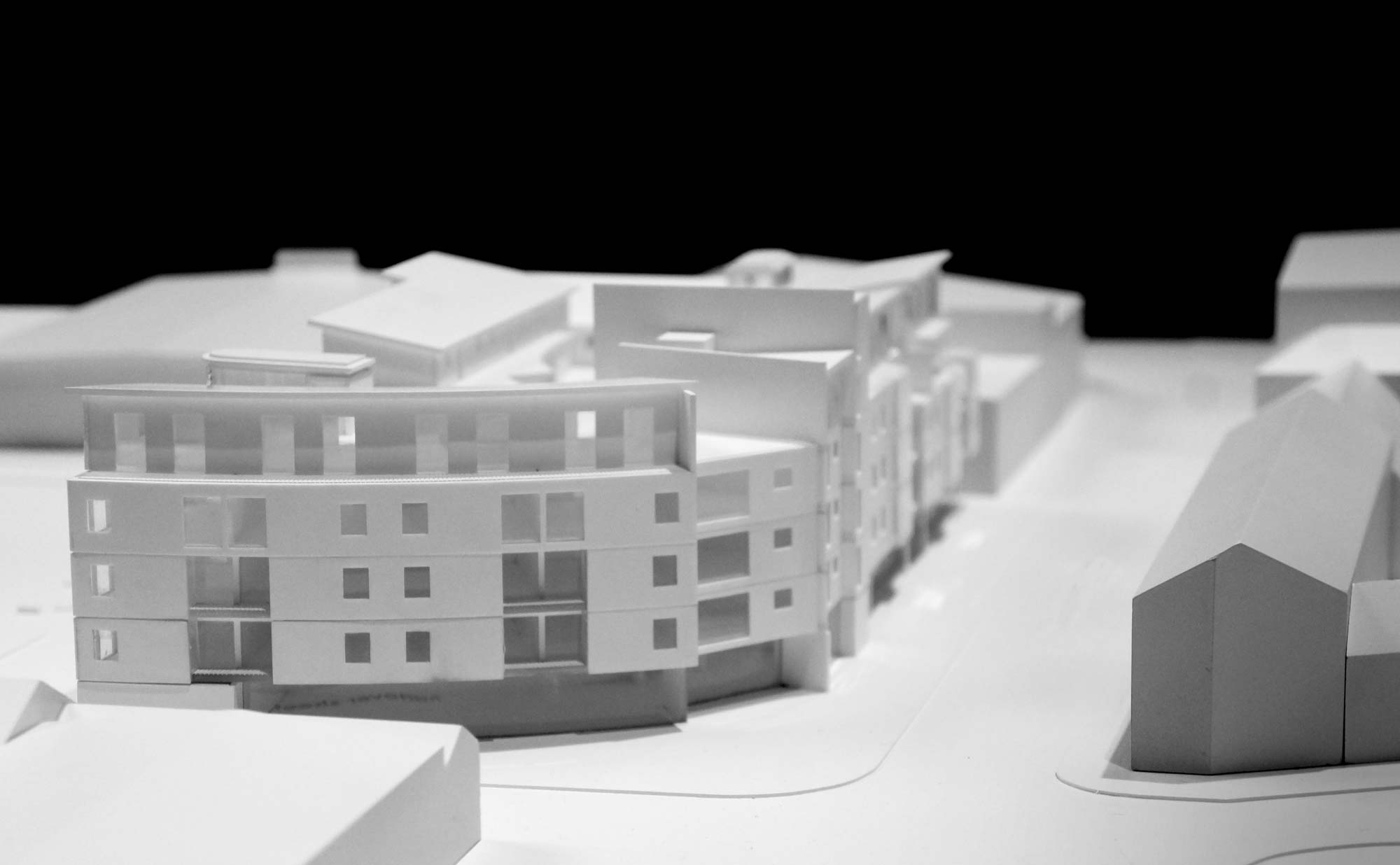 residential development model 3
