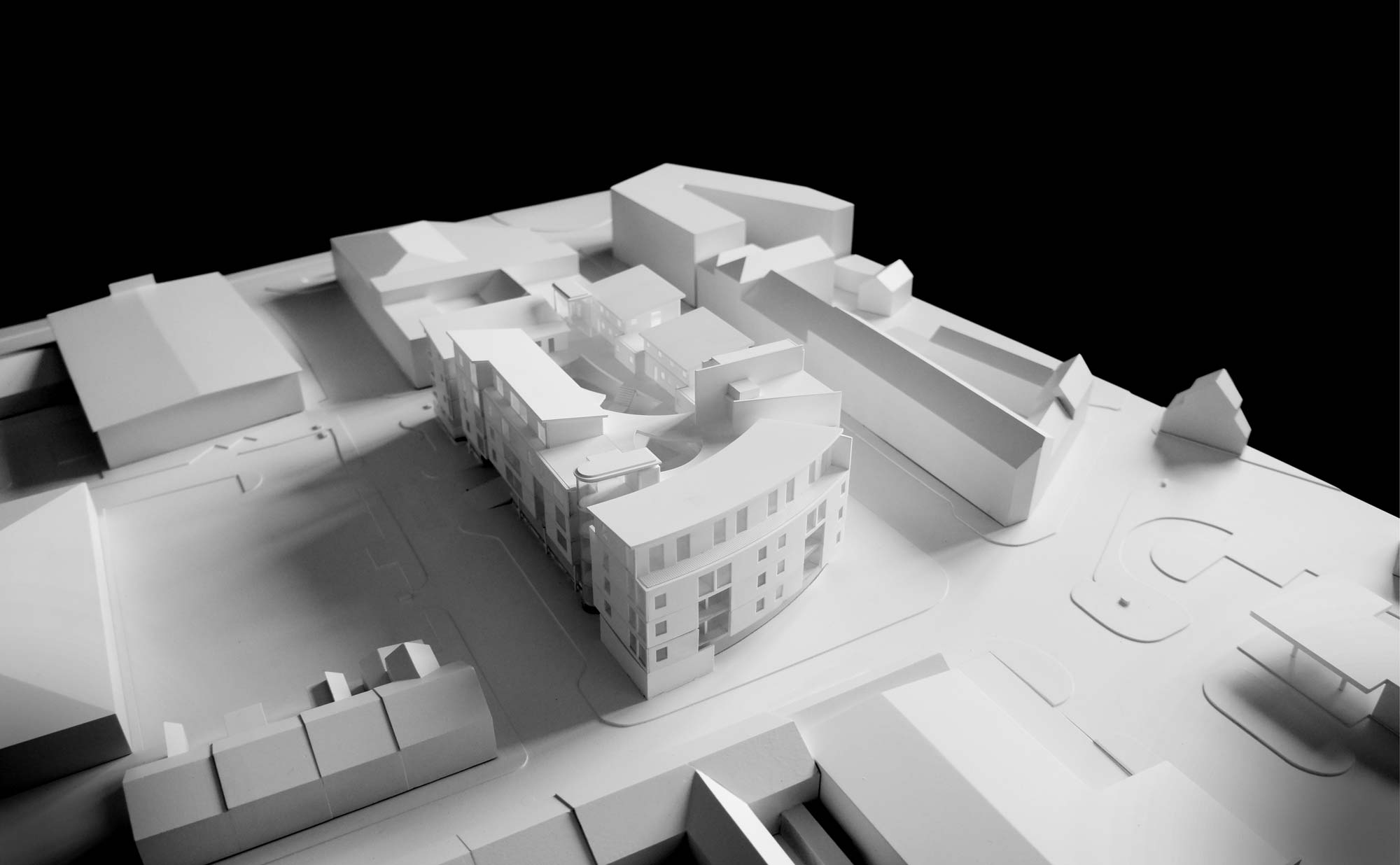 residential development model 2