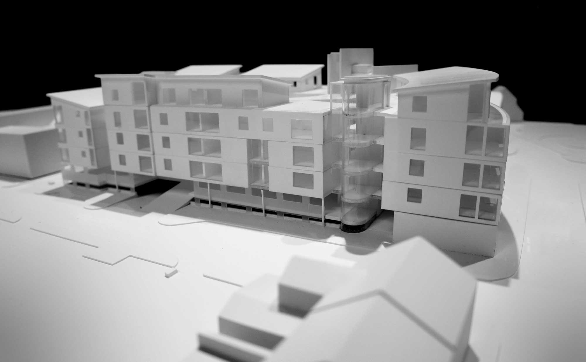residential development model 2