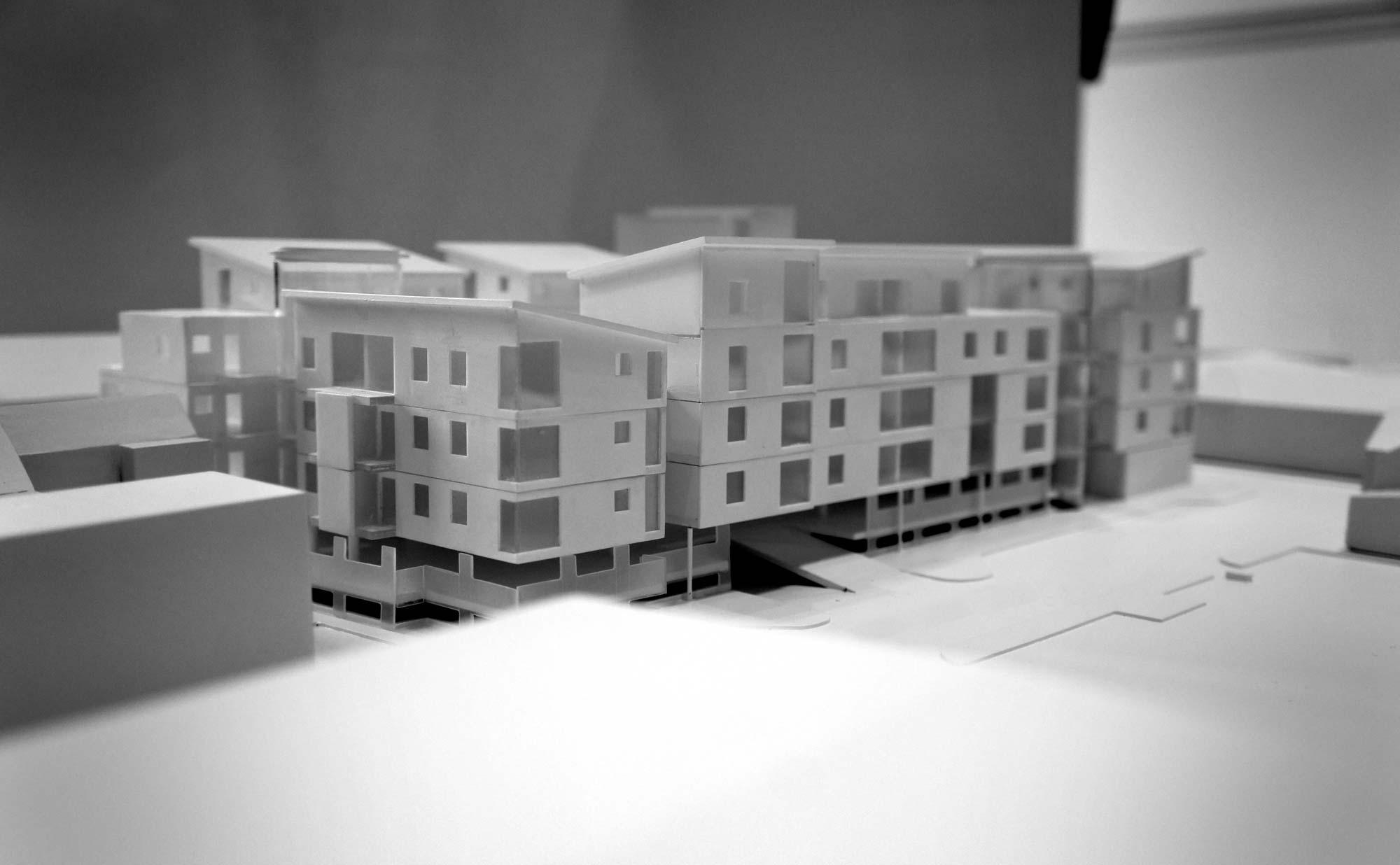 residential development model 1