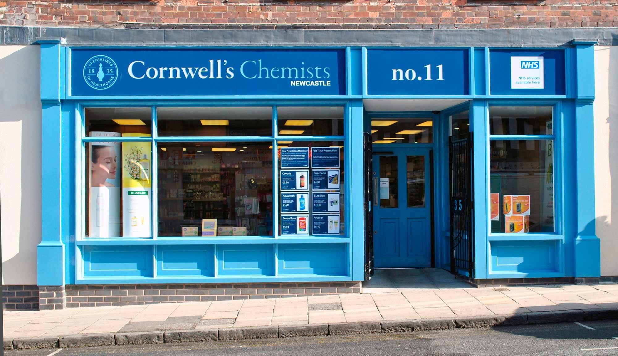 Cornwells Chemist - Workplace - Tarpey Woodfine Architects