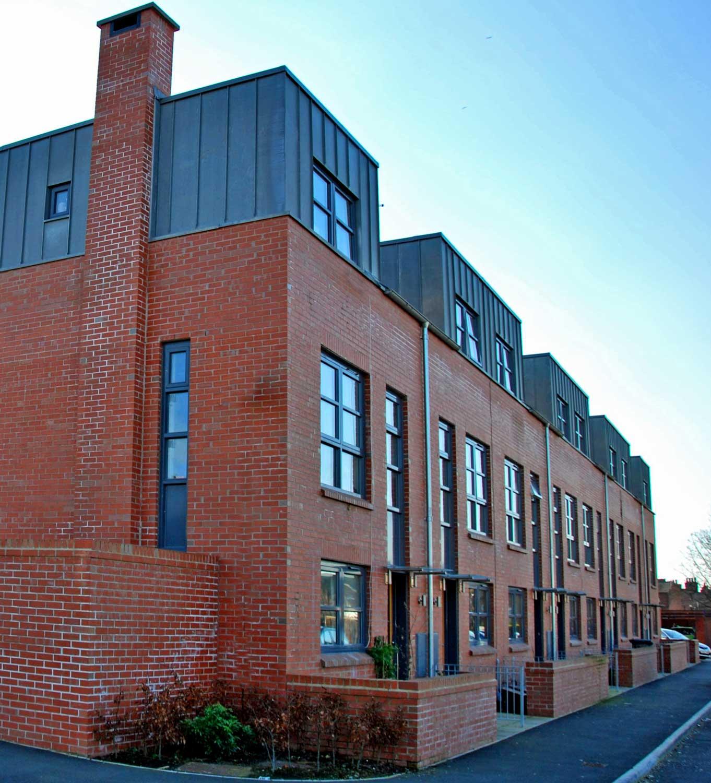 crewe west street social housing