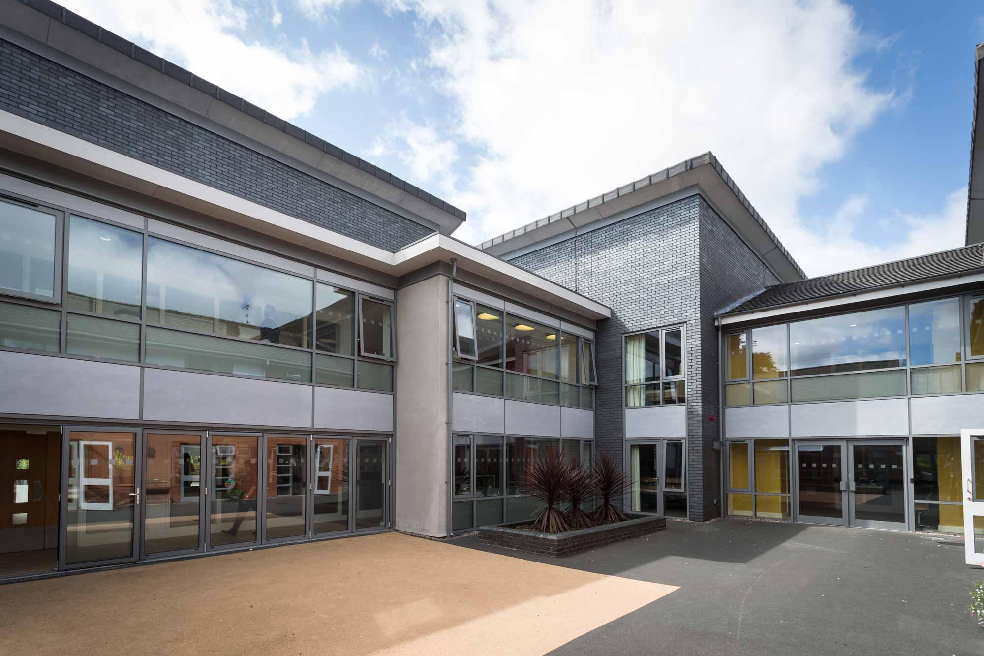 Guardian Intermediate Care Ward Trentham