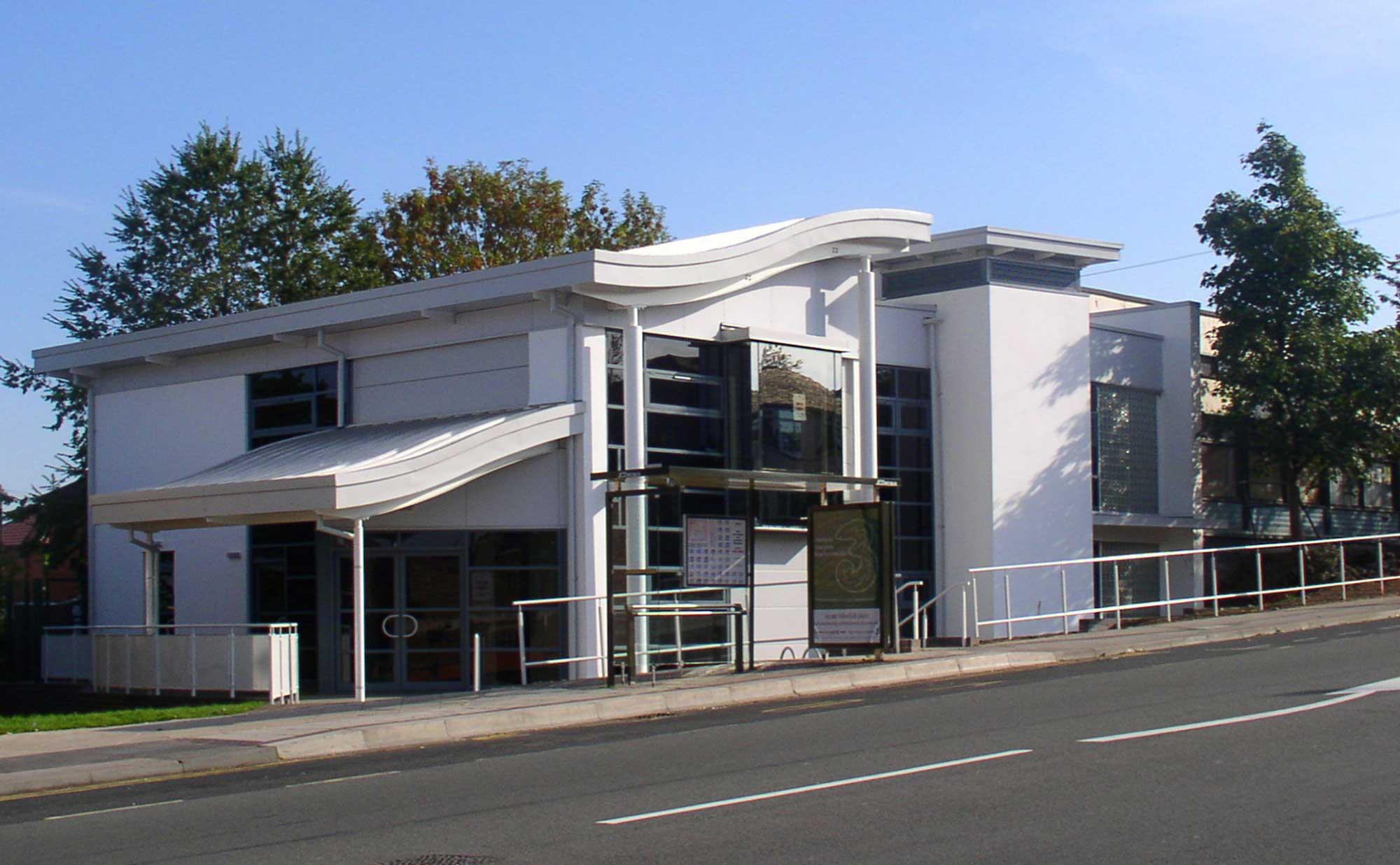 Meir Community education centre and youth cafe