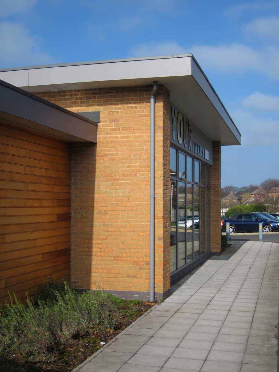 school and library refurbishment in stoke on trent