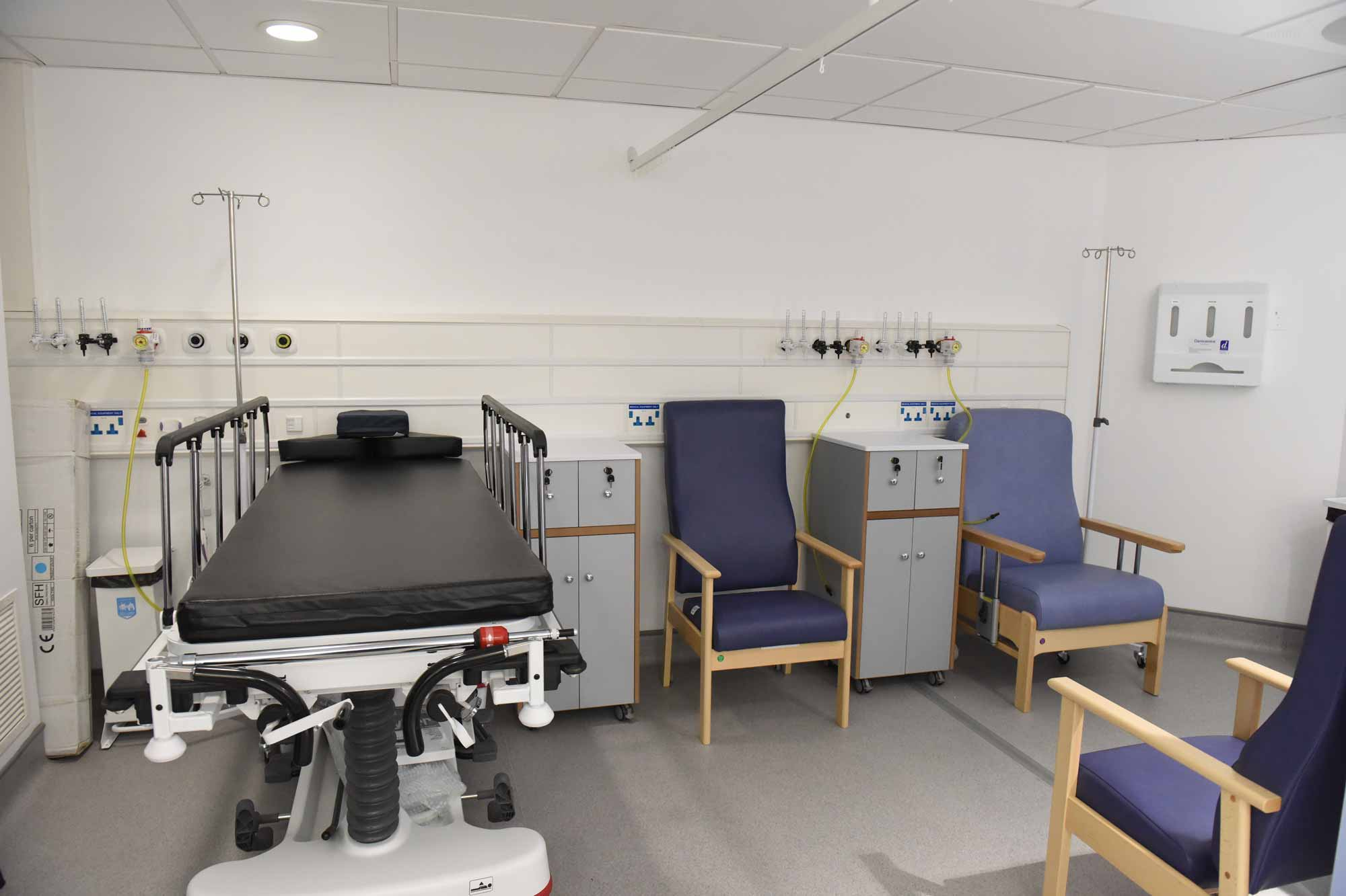 Poswillo Cataract Suite NHS